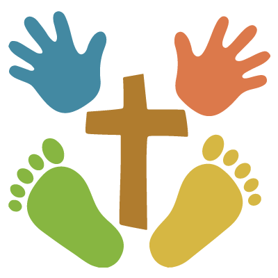 Cross, Hands and Feet