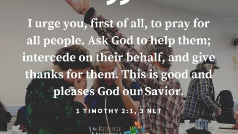 1 Timothy 2:1-6